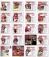 All 27 Seasons DVD Box Sets! Husker football, Nebraska cornhuskers merchandise, husker merchandise, nebraska merchandise, nebraska cornhuskers dvd, husker dvd, nebraska football dvd, nebraska cornhuskers videos, husker videos, nebraska football videos, husker game dvd, husker bowl game dvd, husker dvd subscription, nebraska cornhusker dvd subscription, husker football season on dvd, nebraska cornhuskers dvd box sets, husker dvd box sets, Nebraska Cornhuskers, All 20 Season DVD Box Sets!