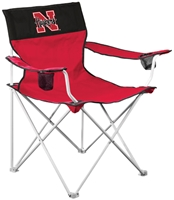Adult Chair Nebraska Cornhuskers, Tailgating Chair