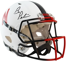 Bo Pelini Autographed Unrivaled Authentic Full Size Helmet Nebraska Cornhuskers, Nebraska Autographed, Huskers Autographed, Nebraska  Balls & Helmets, Huskers  Balls & Helmets, Nebraska  Bo Pelini, Huskers  Bo Pelini, Nebraska Collectibles, Huskers Collectibles, Nebraska  Game Room & Big Red Room, Huskers  Game Room & Big Red Room, Nebraska Bo Pelini Autographed Unrivaled Authentic Full Size Helmet, Huskers Bo Pelini Autographed Unrivaled Authentic Full Size Helmet