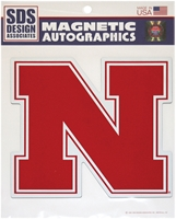 12 inch Iron N Car Magnet Nebraska Cornhuskers, husker football, nebraska cornhuskers merchandise, husker merchandise, nebraska merchandise, nebraska cornhuskers vehicle items, husker car stuff, nebraska vehicle items, husker vehicle items, husker auto accessories, nebraska cornhuskers auto accessories, nebraska car accessories, husker car accessories, nebraska cornhuskers car accessories, nebraska cornhuskers truck accessories, husker truck accessories, nebraska truck accessories, Iron N Car Magnet