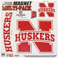 N Huskers, Iron N and Huskers Trio Combo Magnets Nebraska Cornhuskers, Nebraska  Tailgating, Huskers  Tailgating, Nebraska Stickers Decals & Magnets, Huskers Stickers Decals & Magnets, Nebraska Vehicle, Huskers Vehicle, Nebraska N Huskers, Iron N and Huskers Trio Combo Magnets, Huskers N Huskers, Iron N and Huskers Trio Combo Magnets