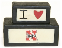 I Heart NHuskers Blocks Nebraska Cornhuskers, Nebraska  Game Room & Big Red Room, Huskers  Game Room & Big Red Room, Nebraska  Office Den & Entry, Huskers  Office Den & Entry, Nebraska I Heart NHuskers Blocks, Huskers I Heart NHuskers Blocks